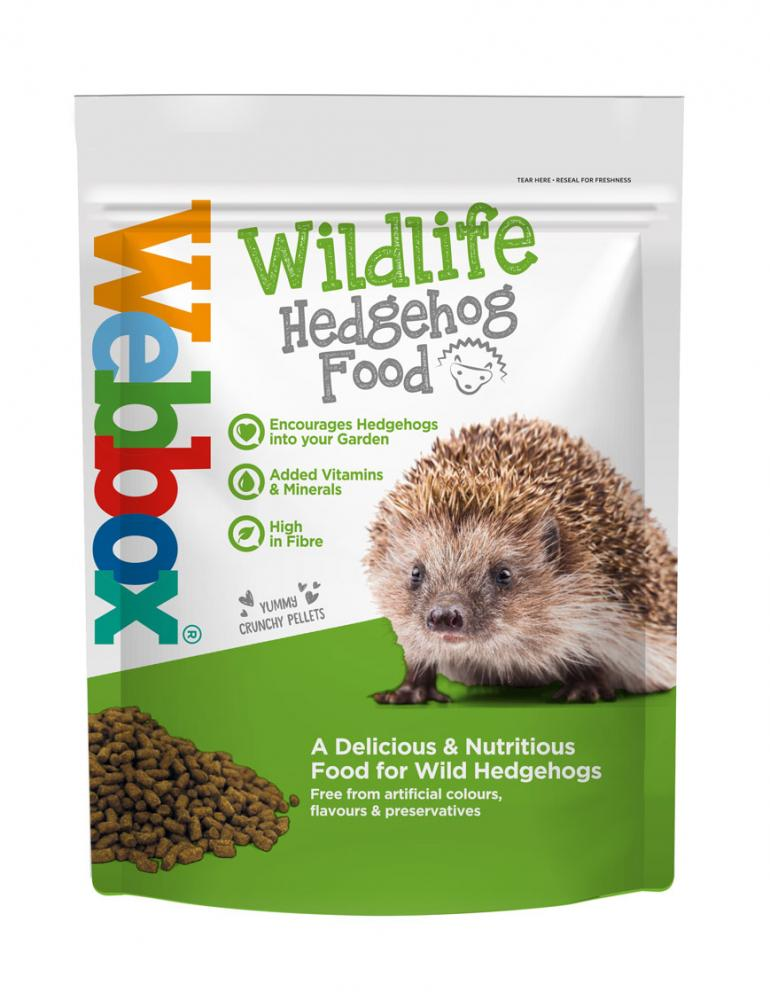 Webbox Wildlife Hedgehog Food