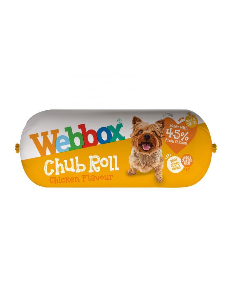 Webbox Mini Chub Roll Chicken