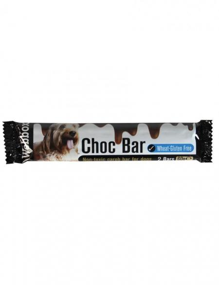 Webbox Choc Bar Dog Treats