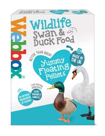 Webbox Wildlife Swan & Duck Food