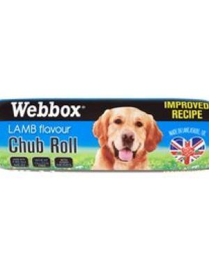 Webbox Chub Roll Lamb